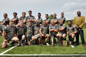 Warriors Cup 2014 Winners - Rhino Warriors 1