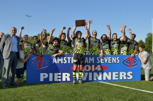 Samurai International - Pier Winners - Amsterdam Sevens 2014