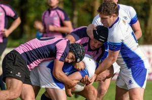 Amsterdam AAC1 v Pink Panthers RC1