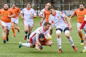 Netherlands XV v Switzerland XV