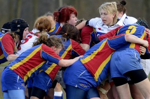 Dames: Amsterdam AAC v The Wasps NRC