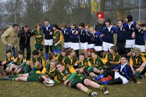 Amstelveen ARC U14 v Bridgend Athletic RFC