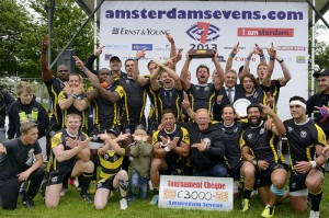 Amsterdam 7s 2013: Winners of the Mens Final - Susies Sevens