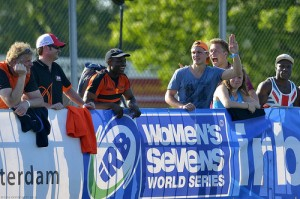 Women Sevens World Series, Amsterdam 2014