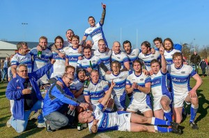 Amsterdam AAC1 v Bulldogs RC1
