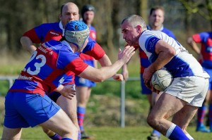 Amsterdam AAC2 v Bulldogs RC2