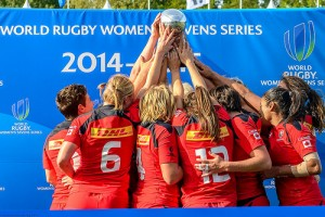 Womens Rugby World 7s Series, 2014-2015