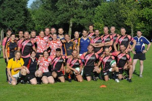Lowlanders Rugby Clinic, Amsterdam
