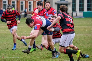 Dublin University v Old Wesley