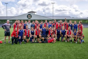 Amsterdam Devils v Oxford University AFL