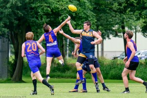 Netherlands AFL v Scotland AFL