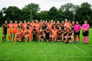 Netherlands XIII v Germany XIII, Griffon Cup 2016