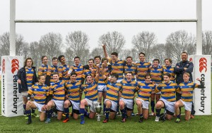 Eemland v Haagsche RC, Colts Cup Final 2017